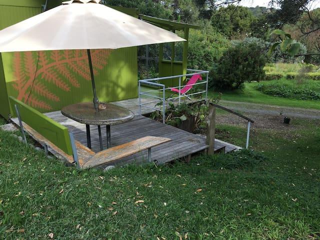 The Glorious Tangle Cabin