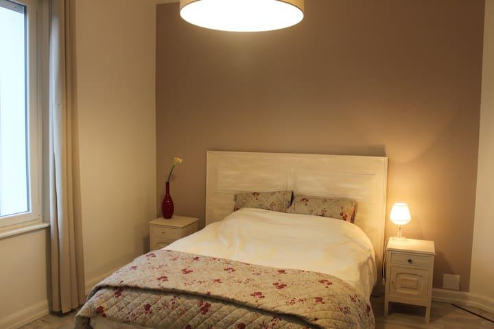 Chambre privée dans maison de style à Thionville