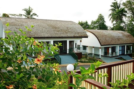 A family 2 bedroom Aircon House w/ swimming pool