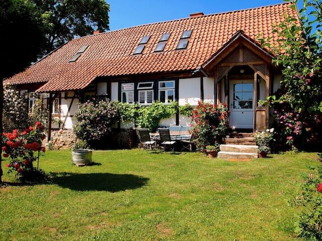 """Ferienhaus """"Die Post"""", Liebenrode,  Harz"""