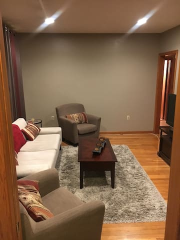 Private furnished room in the heart of North End
