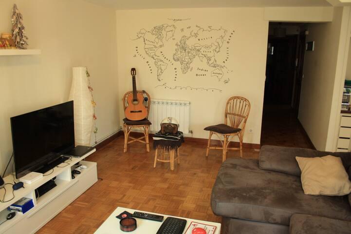 Mi casa es tu casa :-)