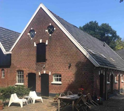 Studio de Koopman, aan de rand van Enschede