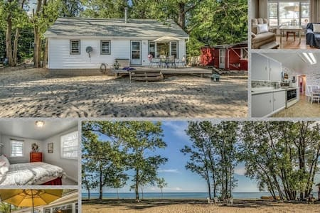 Long Point Beachfront Cottage - Port Rowan - Kisház