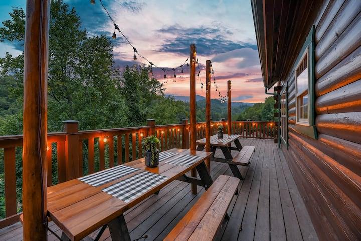 Modern Rustic Lux - Mountain Views - Near Strip