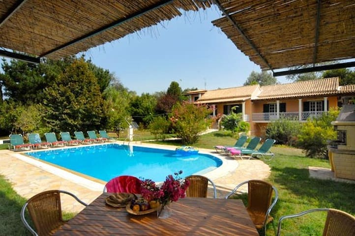Villa Leda , Corfu - Sidari