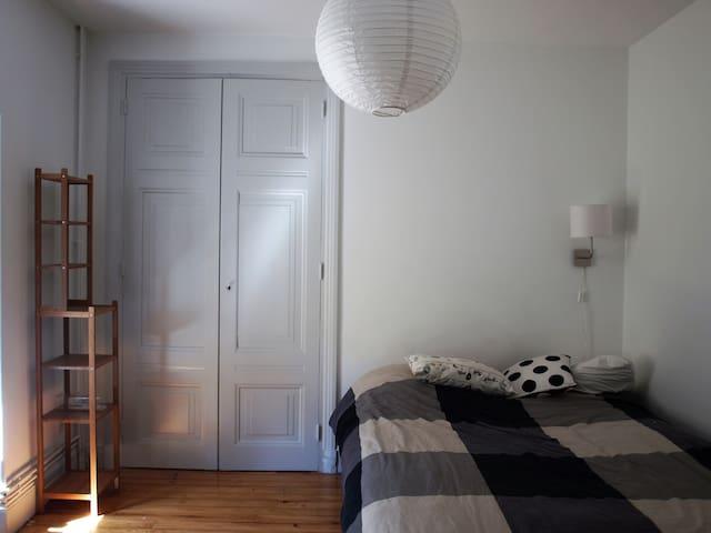 Belle chambre indépendante en centre ville, 12 m².