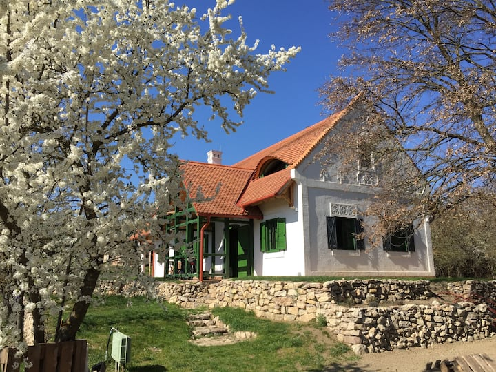Country House at Balaton - An Island of Peace