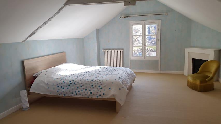 Belle chambre face à la forêt - Chaville - House
