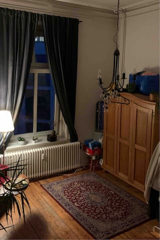 Cozy room*best location* next to Alster/citycenter