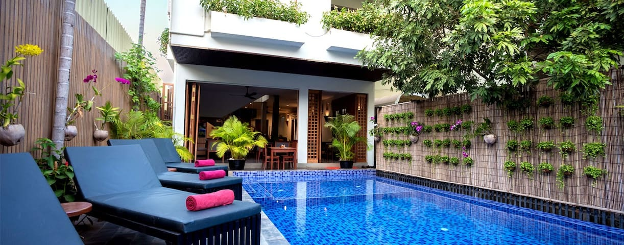 Glory Angkor Hotel (Free PickUp, wifi, breakfast)