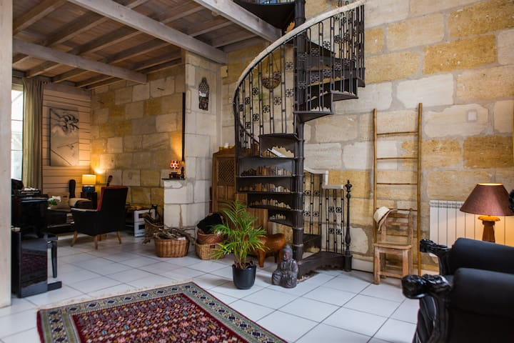 Echoppe Loft Bordeaux city - Bordeaux - Loft