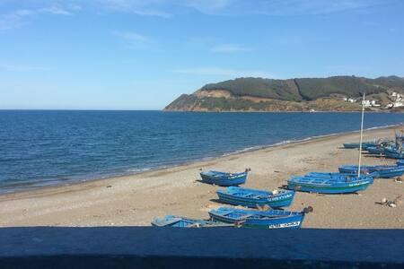 Relax en Première ligne de plage, AZLA - Byt
