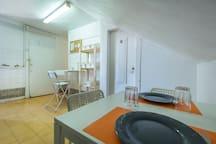 Single room at city center
