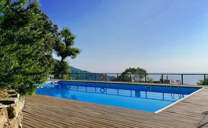 Liguria tra mare e monte
