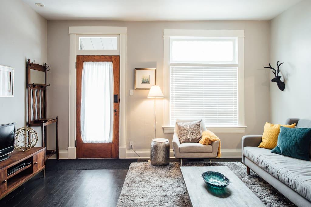 1 Bedroom Flat Near Downtown - 솔트레이크 시티의 아파트에서 살아보기 ...