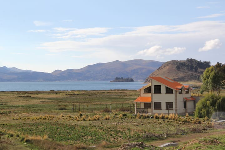 Sacred Lake titicaca - Rural House & Agrotourism