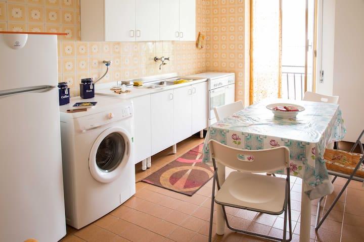 Casa/Appartamento 8/10 posti letto - Praia A Mare - House