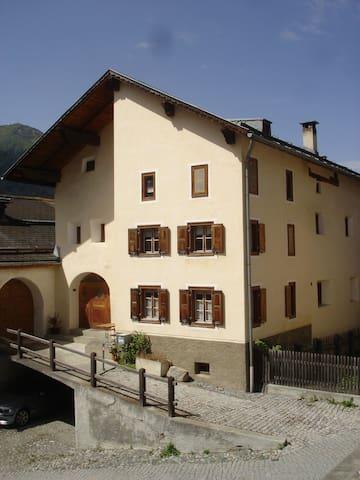 Ferienhaus Chasa Crusch 117 in Ardez