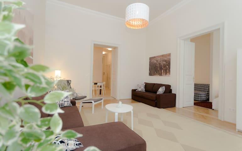 Panada Apartment-pure coziness in the city center