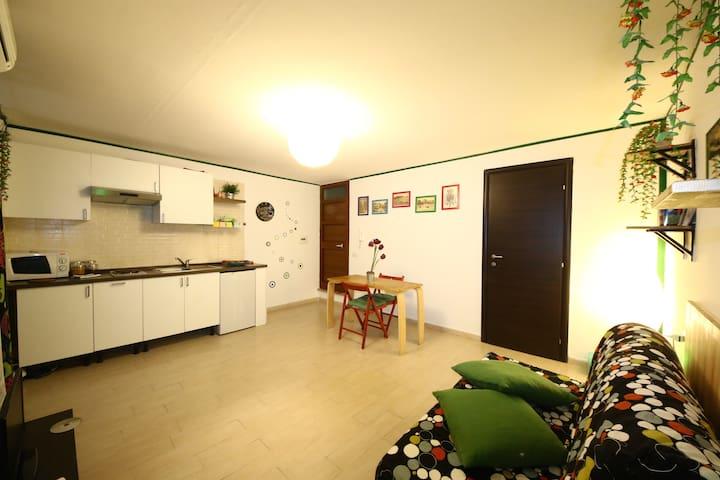 NAPOLI Residenza Maiorani  green
