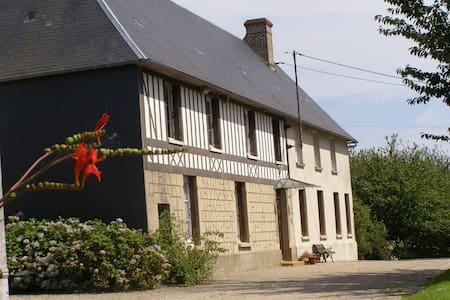Ferme Clatot Nadia et Guillaume - Bermonville - Haus