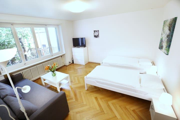City center / University - 1 BR, 45 sqm