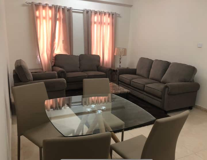 2 bedroom apartment central Muscat.Swan Apartments