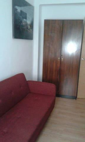 Habitación individual centrica