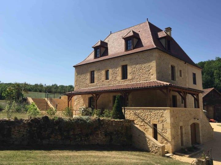 """VILLA de BANNE Dordogne-Périgord """"La Périgourdine"""""""