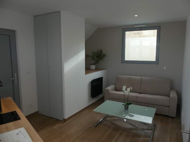 Studio neuf et indépendant - Annulation Flexible