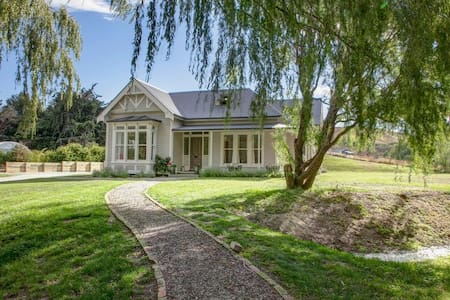 Private ensuite in peaceful setting - Arrowtown - House