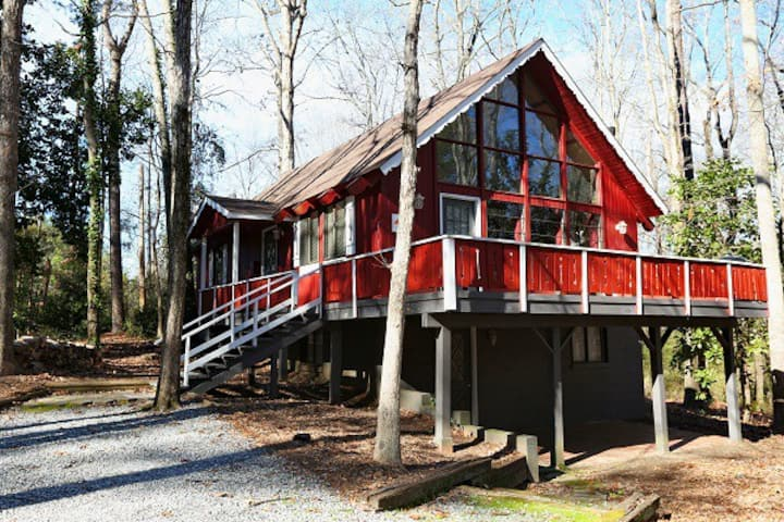 Pine Mountain Club Chalets - Offlake Three Bedroom #50 - Pet Friendly