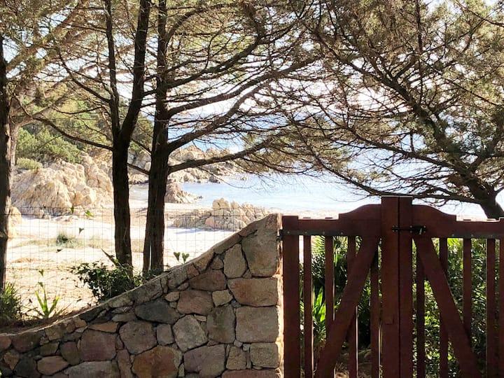 Villa Capriccio, sulla spiaggia