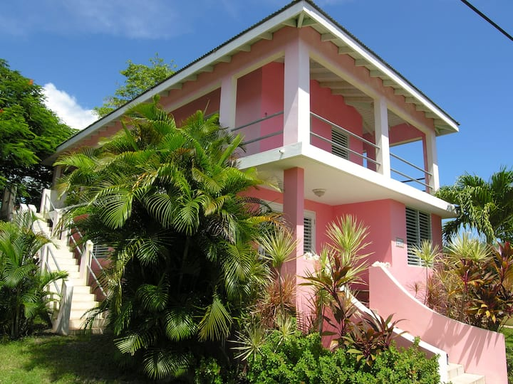 Pink House - 2 Bedroom Unit