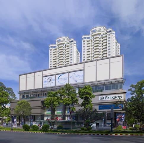 Business Room, Parkson Hung Vuong Plaza