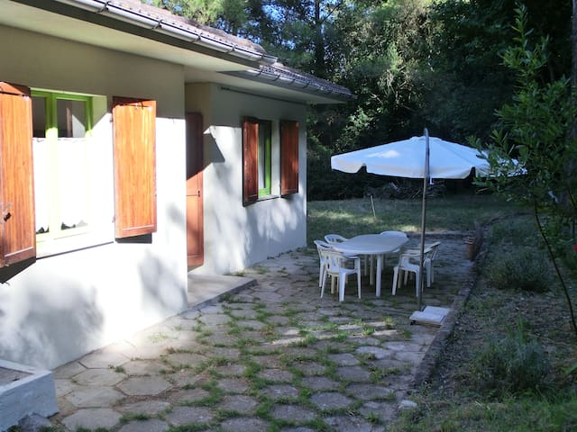 Casa Edda apartment with garden