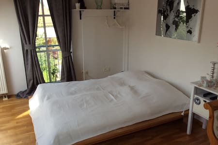 Private room + bathrom close to Messe/ICM (Fair) - München