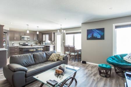 Cozy room and private bathroom - Regina - House