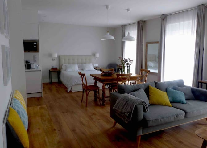 Apartment views Zurriola beach, Gros