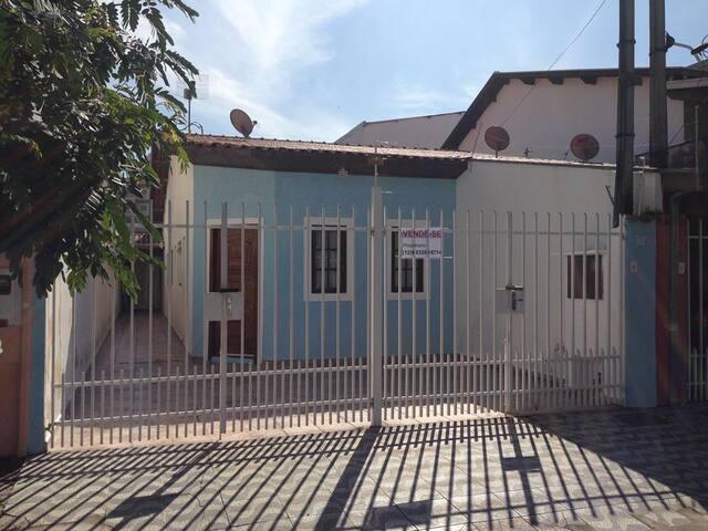 CASA COMPLETA 1 - TAUBATÉ - PORTAL DA MANTIQUEIRA
