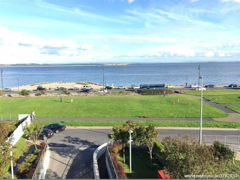 view of galway bay