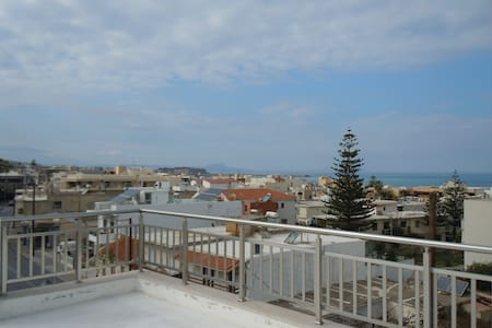 Penthouse for 2 - Rethymno