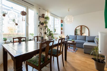 Charming & spacious Apt by the sea - Stockholm