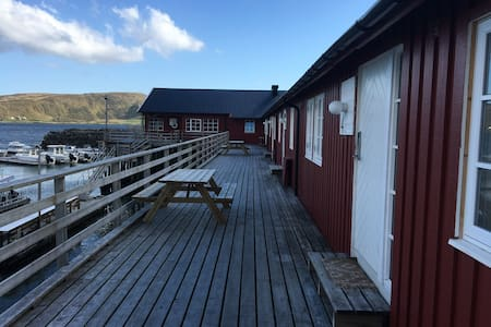 Signarbua - A cosy cabin in the middle of Lofoten