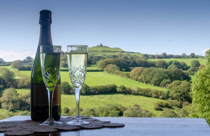 Dartmoor - Tamar - Ensuite Room, stunning views