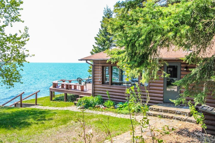 R and R is the perfect place to rest and relax on Lake Superior`s North Shore