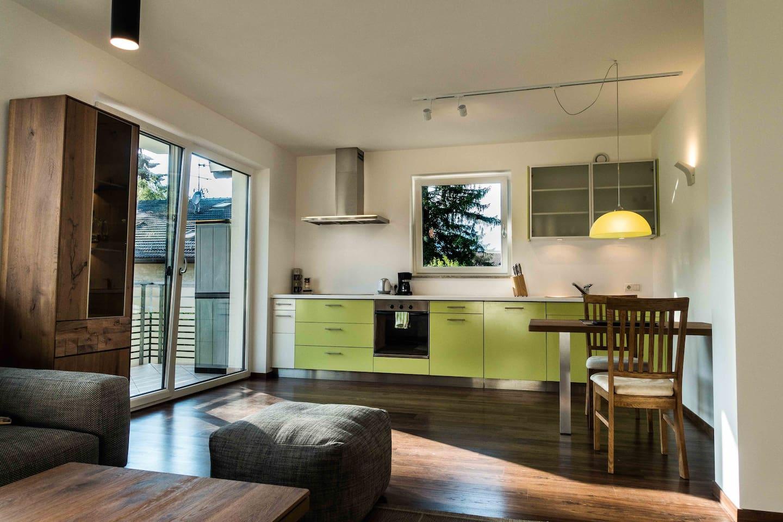 moderne wohnung zw. Meran und Bozen - Apartments for Rent in ...