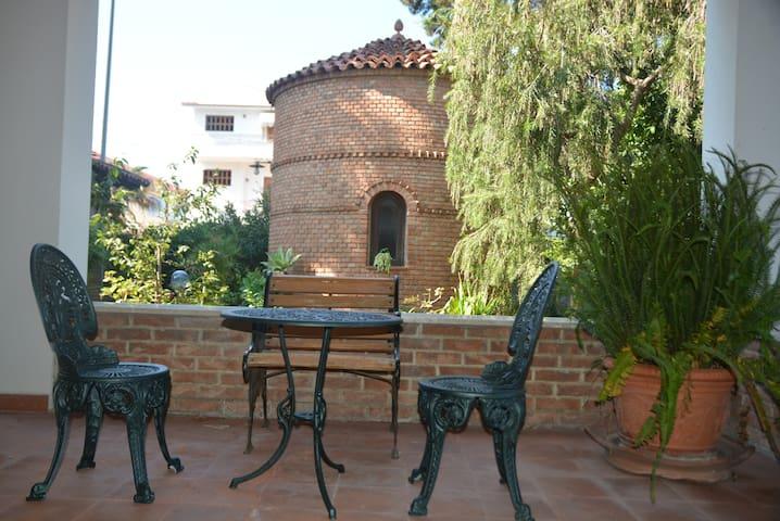 Il Cardo - Villa a 2 passi dal mare - Torregrotta - Huvila
