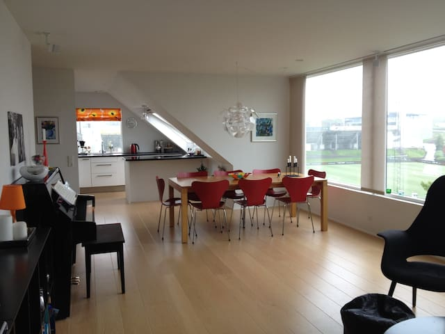 Lovely apartment located in the heart of Tórshavn